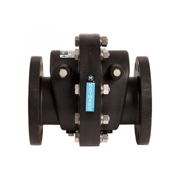 Serie SW – Válvula Check Columpio de 3″ a 8″ en PVC, CPVC y Polipropileno Marca Hayward