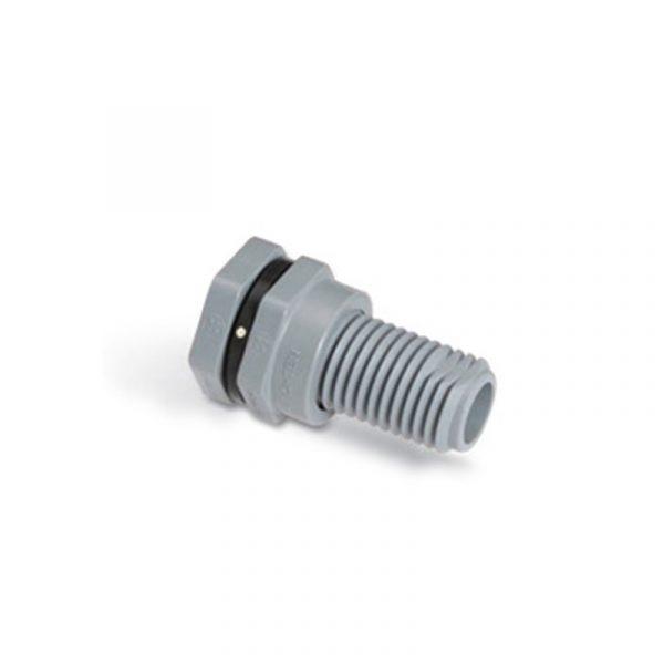 Serie BFA – Conector o Adaptador para Tanque de 1/2″ a 6″ en PVC, CPVC y PP Marca Hayward