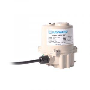 serie hzsn1 actuador electrico hayward luor7