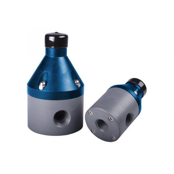 Serie RPV – Válvula de Alívio de Presión de Diafragma en PVC, CPVC, Polipropileno y PVDF. De 1/4″ a 4″ Marca Hayward